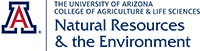 University of Arizona College of Agricultural & Life Sciences. Natural Resources & the Environment