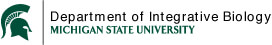 Department of Integrative Biology, Michigan State University