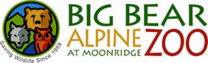 Big Bear Alpine Zoo at Moonridge. Saving Wildlife since 1959.