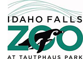 Idaho Falls Zoo at Tautphaus Park logo