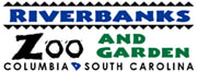 Riverbanks Zoo and Garden, Columbia South Carolina logo