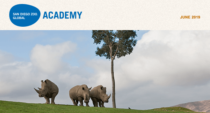 San Diego Zoo Global Academy, June 2019